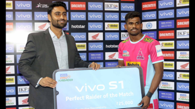 Match 57: Jaipur Pink Panthers vs Telugu Titans