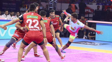 Match 120: Jaipur Pink Panthers vs Bengaluru Bulls