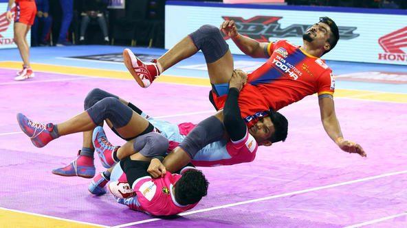 Match in 90 Seconds: U.P. Yoddha vs Jaipur Pink Panthers