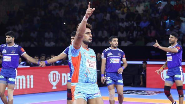 Match 60: Raider of the Match - Maninder Singh