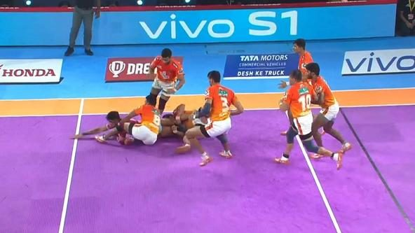 Match 42: Raider of the Match - Deepak Niwas Hooda