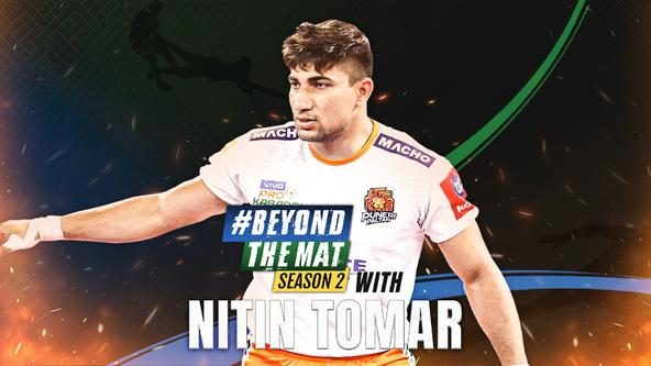 Catch up with raiding legend Nitin Tomar on Beyond The Mat
