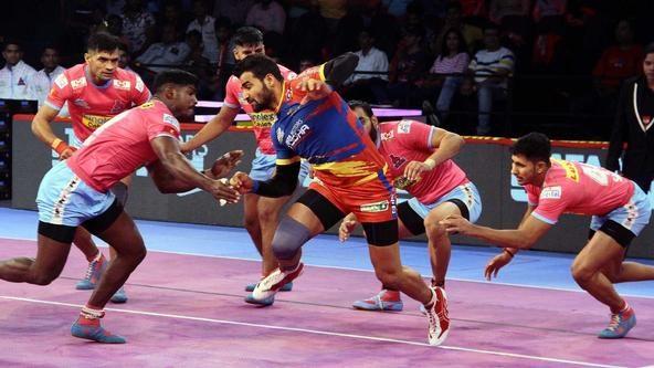 Match 67: Jaipur Pink Panthers vs U.P. Yoddha