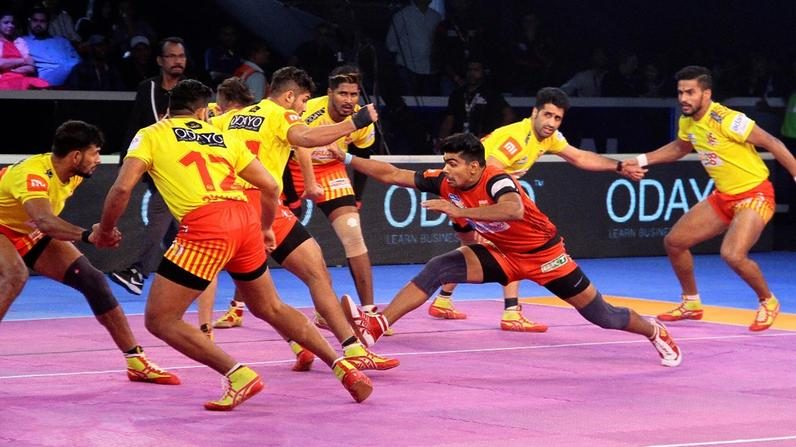 The best on the mat from VIVO Pro Kabaddi Season 6