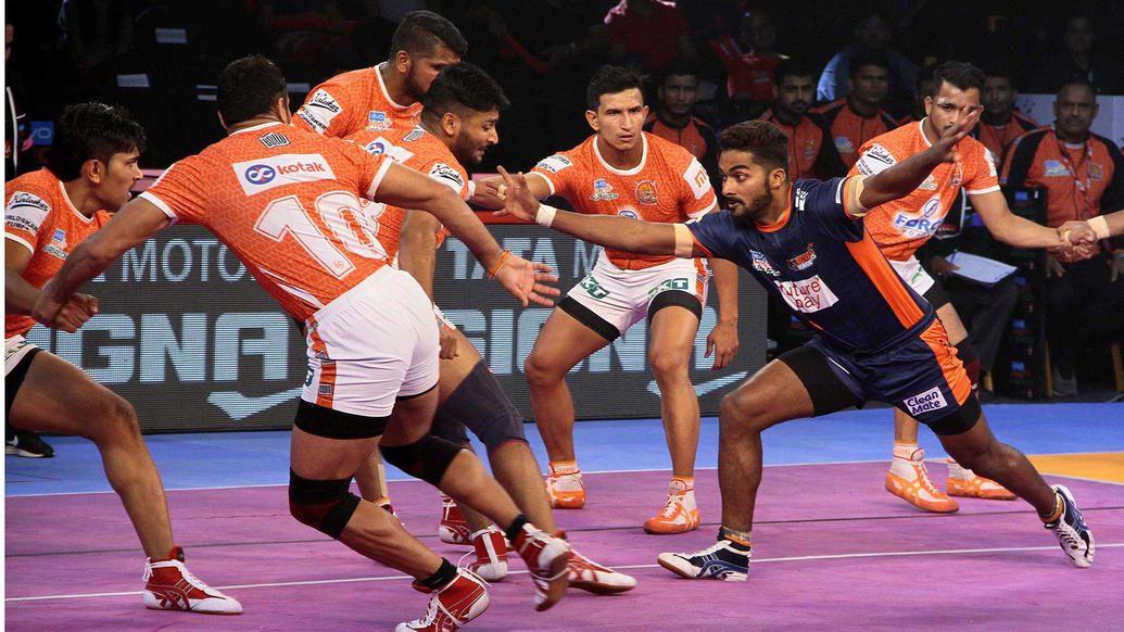 Match 68: Puneri Paltan vs Bengal Warriors