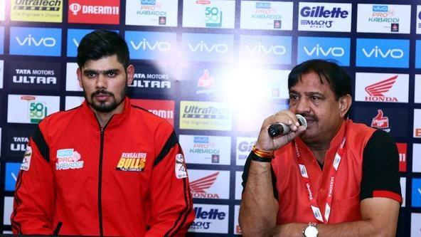 Rohit Kumar: Fazel Atrachali is the backbone of U Mumba's team