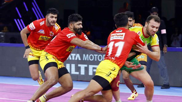 Match in 90 Seconds: Gujarat Fortunegiants vs Patna Pirates
