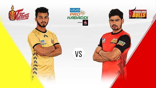 Telugu Titans host Bengaluru Bulls in a critical Southern Derby