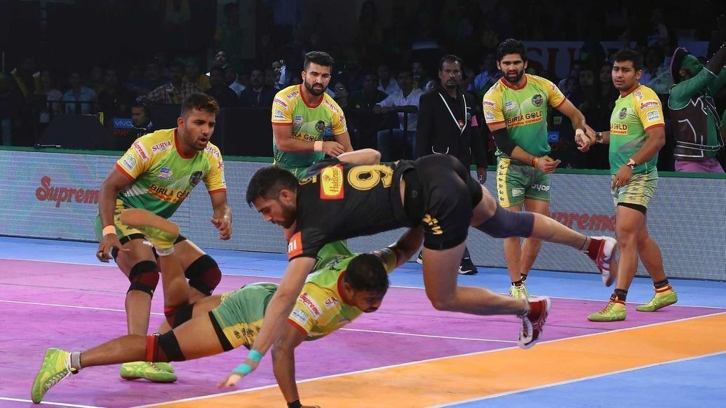 Chaudhari, Bhardwaj inspire Telugu Titans to big win over Patna Pirates