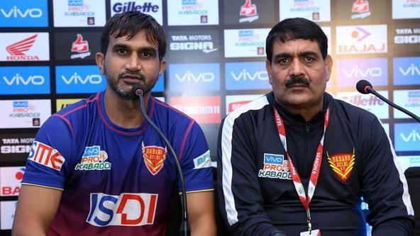 Krishan Kumar Hooda: Knew Pawan will be strong off the bench