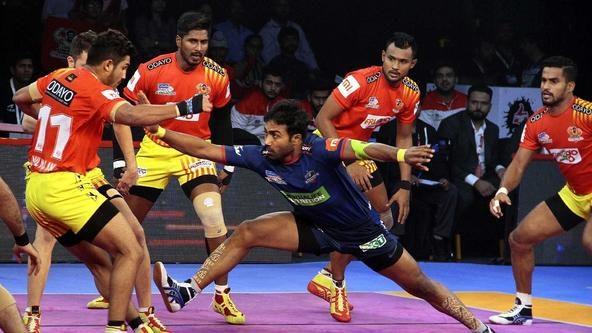 Match 76: Gujarat Fortunegiants vs Haryana Steelers