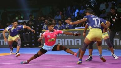 Match 104: Tamil Thalaivas vs Jaipur Pink Panthers