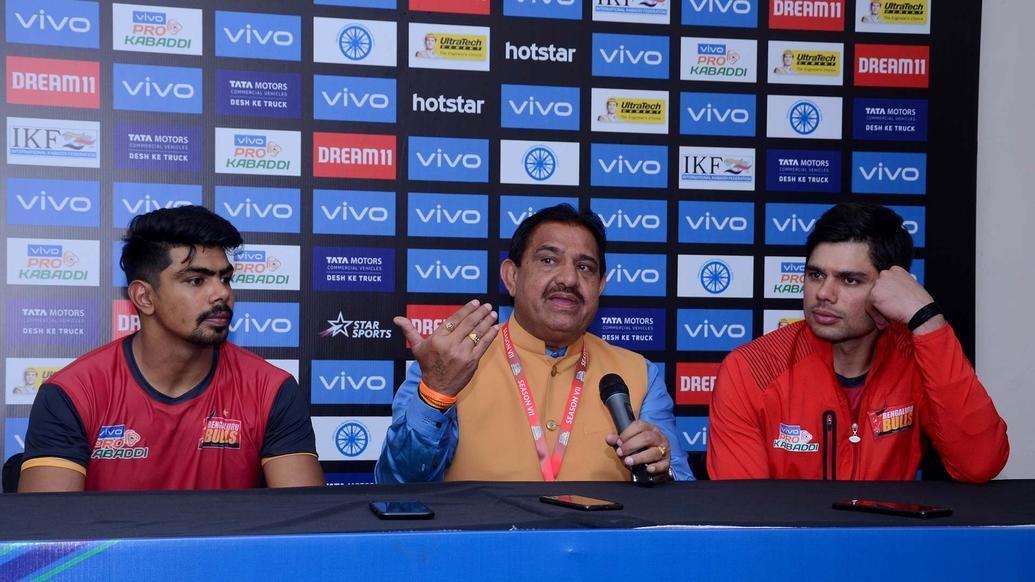 Bengaluru Bulls coach Randhir Singh Sehrawat expects a tough season