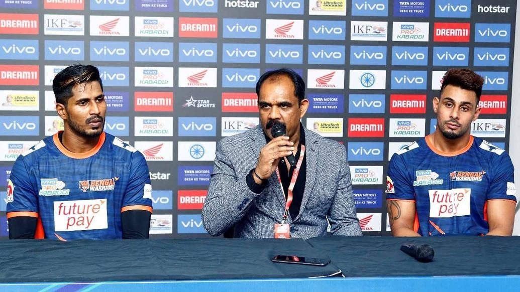 There was no panic at any moment, reveals Maninder Singh