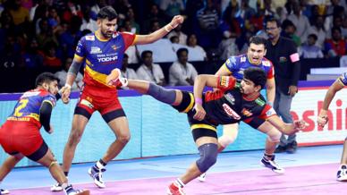 Match 132: U.P. Yoddha vs Bengaluru Bulls