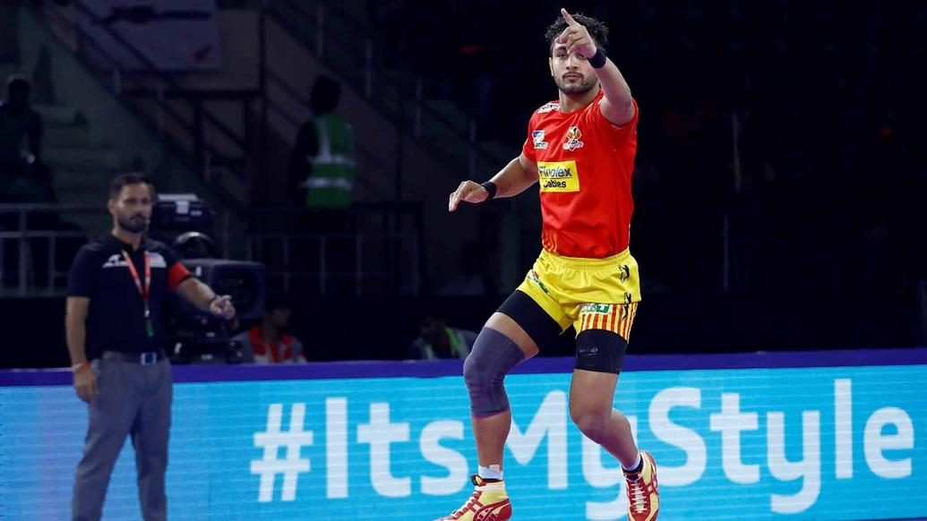 Gujarat Fortunegiants snap six-game losing streak with a win over Patna Pirates