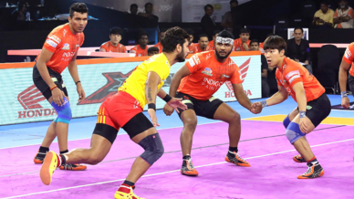 Match 22: U Mumba vs Gujarat Fortunegiants