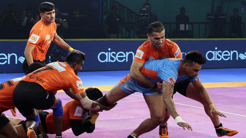 Any U Mumba player could be a potential match-winner come the Playoffs, feels Atrachali