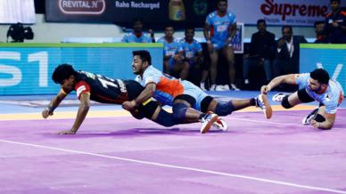 Match 24: Bengal Warriros vs Bengaluru Bulls