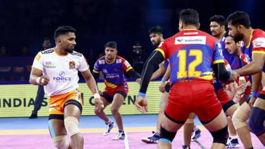 Match 125: U.P. Yoddha vs Puneri Paltan