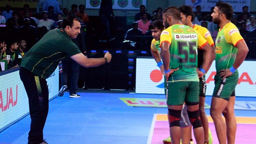 Patna coach keen to continue minimising defensive errors