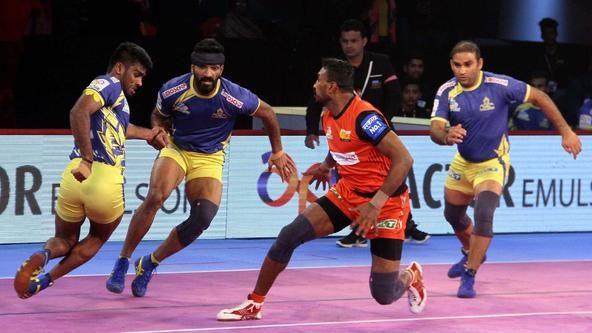 Match 80: Bengaluru Bulls vs Tamil Thalaivas