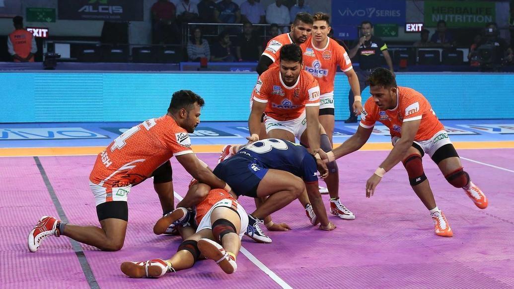 Deft defence sees Puneri Paltan down Haryana Steelers