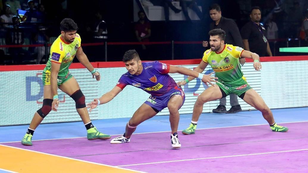 The five most dazzling moments from the Delhi leg of vivo Pro Kabaddi Season 7