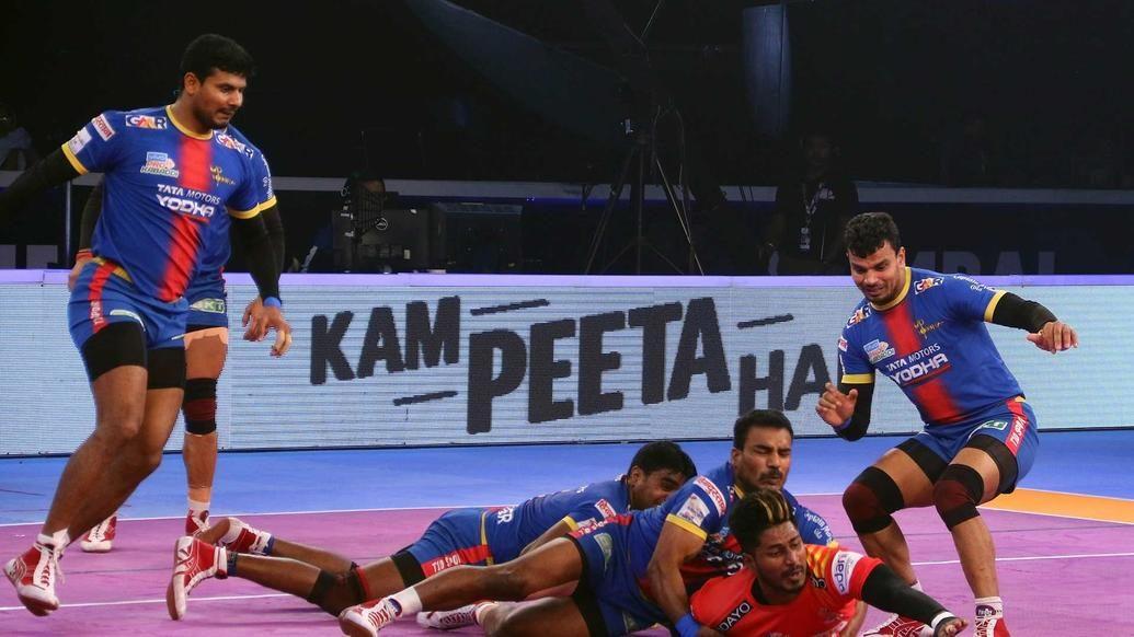 Qualifier 2 - Gujarat Fortunegiants vs U.P. Yoddha