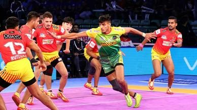 Match 94: Patna Pirates vs Gujarat Fortunegiants