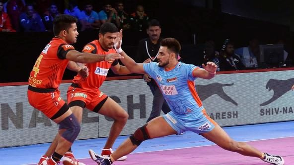 A mammoth second half hands Bengal Warriors a win over Bengaluru Bulls