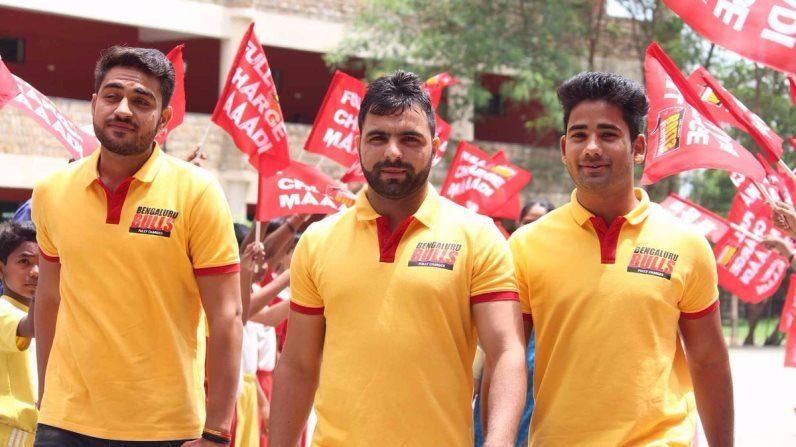 Bengaluru Bulls light up KBD Juniors in Nagpur