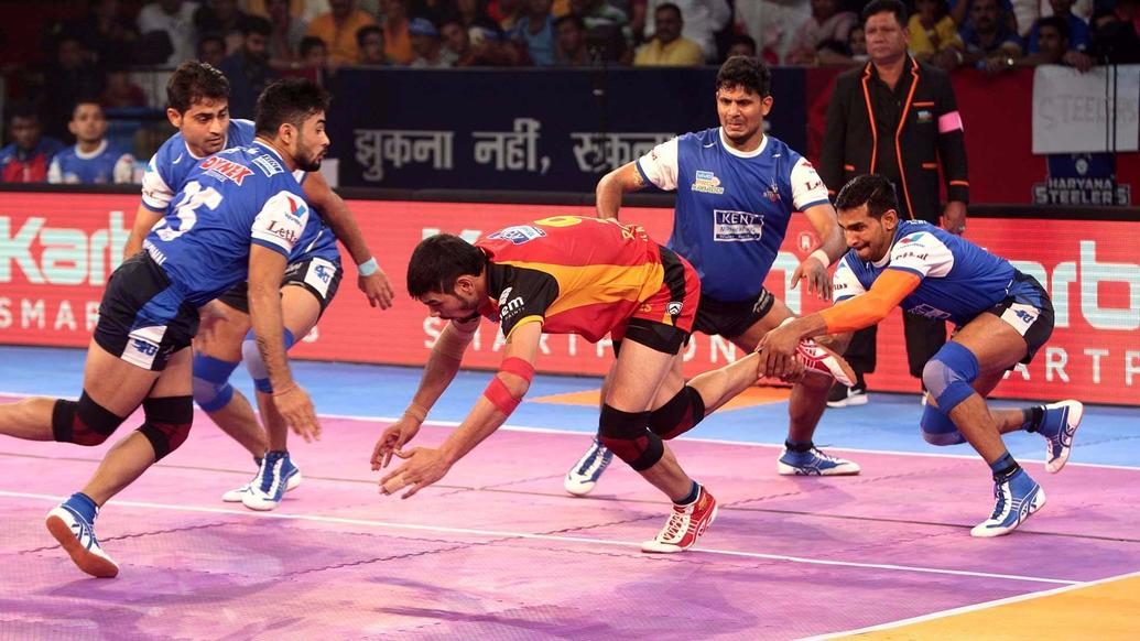 Haryana register first win at home after taming the Bulls