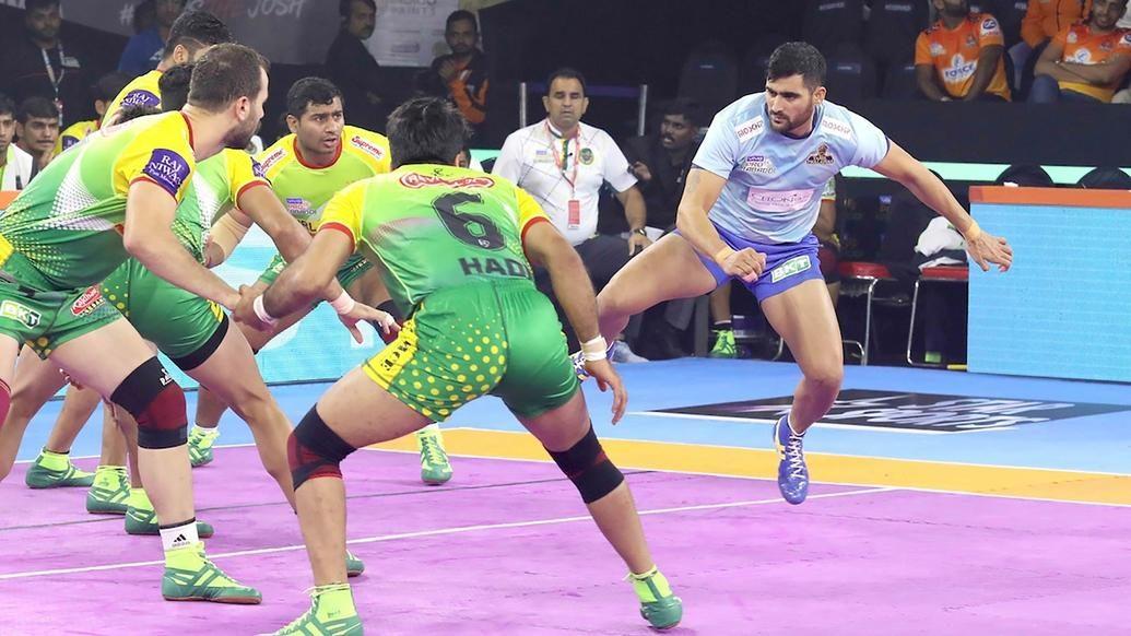 Five marvellous moments from VIVO Pro Kabaddi Season 7's Mumbai leg
