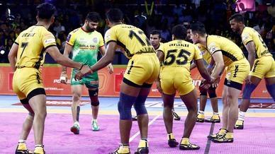 Match 11: Telugu Titans vs Patna Pirates