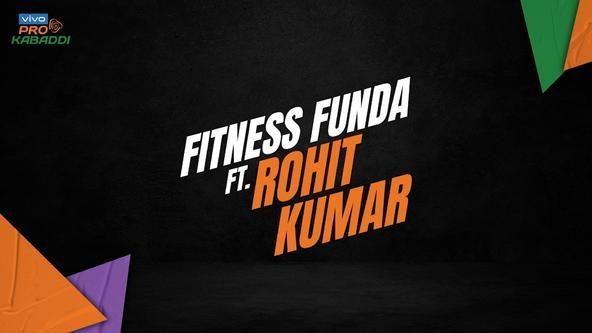 Fitness Funda ft. Rohit Kumar
