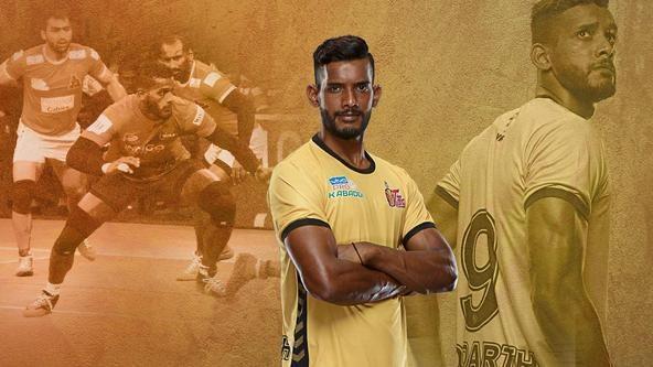 Desai relishing the test against 'big bro' Fazel and ex-team U Mumba