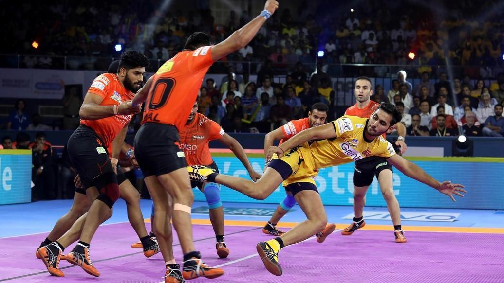 Match 1: Telugu Titans vs U Mumba