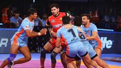 Match 130 - Bengal Warriors vs Bengaluru Bulls