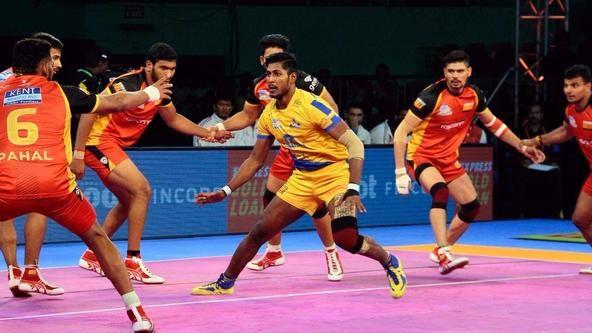 Match 110: Tamil Thalaivas vs Bengaluru Bulls