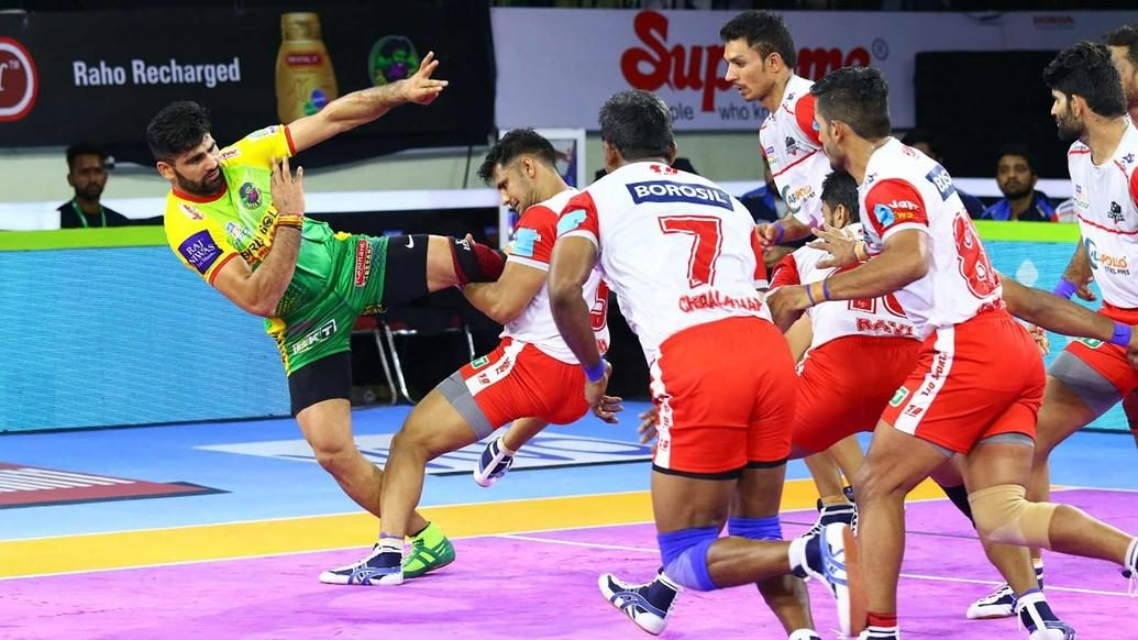 900 raid points for Pardeep but Haryana Steelers take home the victory