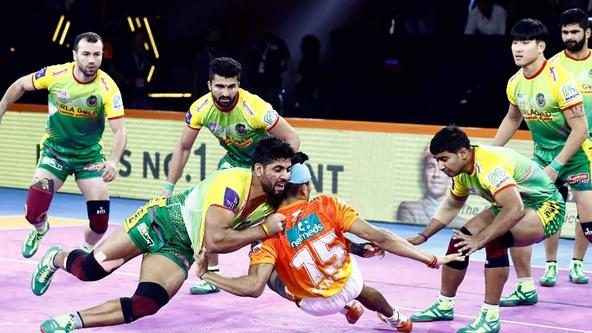The five best defensive performances in vivo Pro Kabaddi Season 7