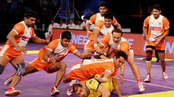 Manjeet Chhillar at it again; gives Puneri Paltan crucial win over Telugu Titans