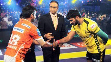 3/4 Place : Telugu Titans vs Puneri Paltan