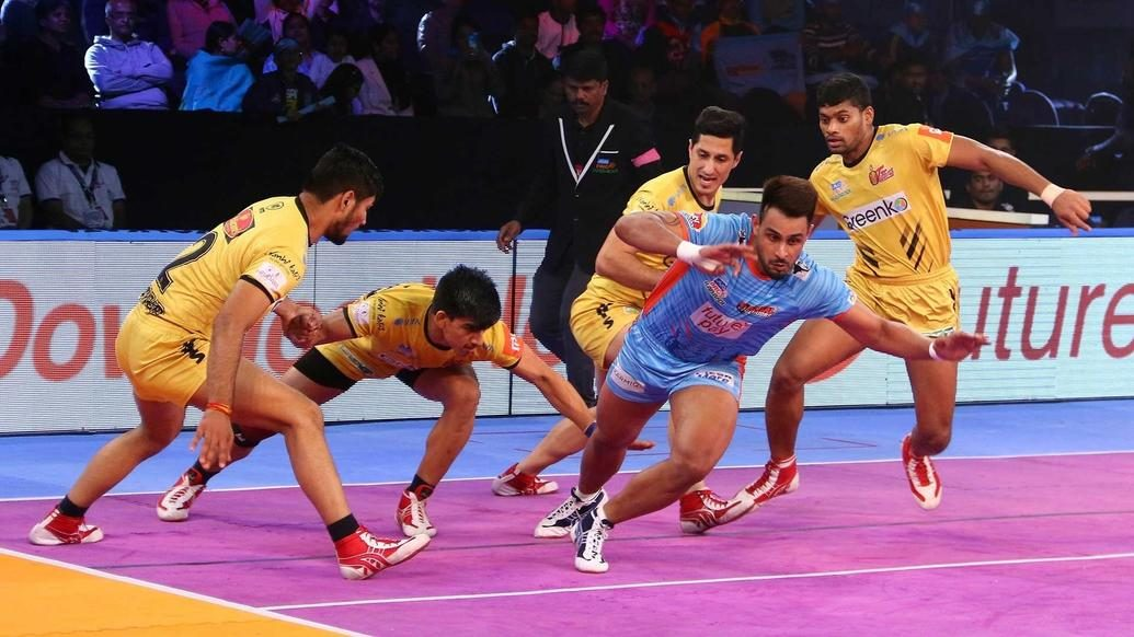 A bright night for Bengal Warriors as they secure a top-two finish in Zone B