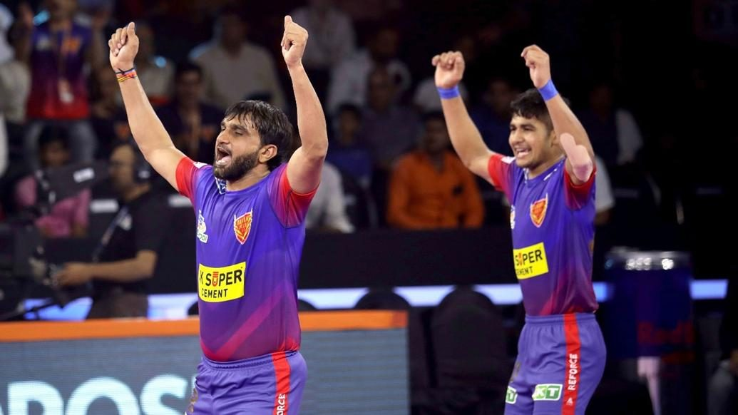 How Joginder Narwal spurred Naveen Kumar's record-breaking season