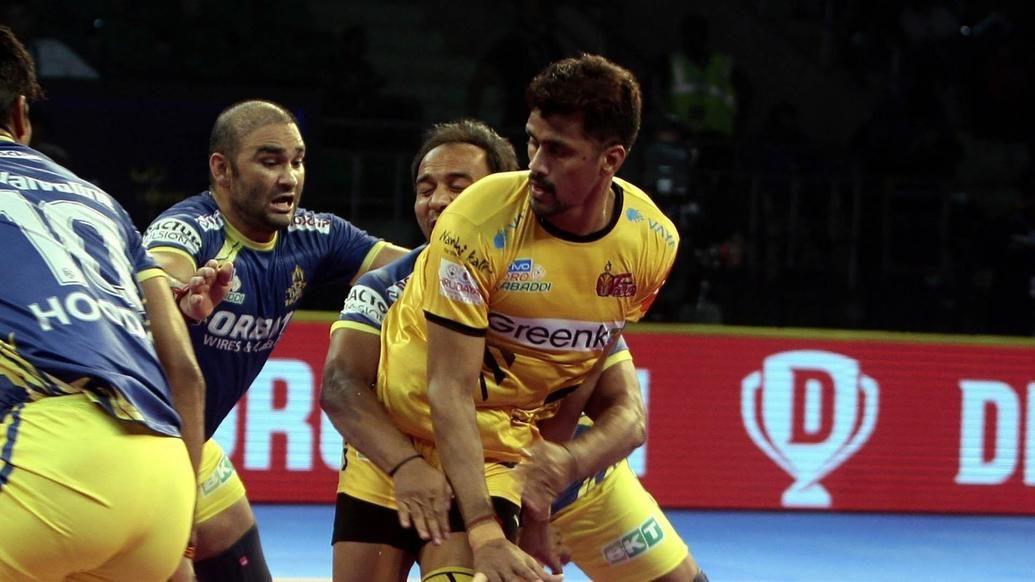 The tournament that turned Nilesh Salunke to kabaddi