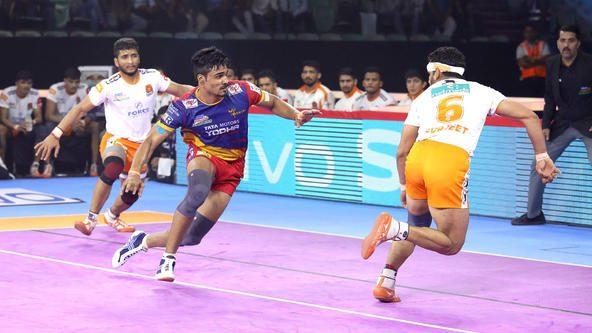 Match 61: Raider of the Match - Shrikant Jadhav