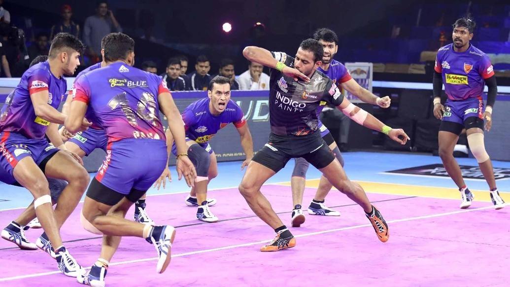 Dabang Delhi K.C. finish on league summit after splitting points with U Mumba