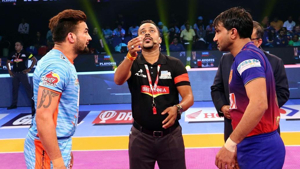 Elimnator 2 - Dabang Delhi K.C. vs Bengal Warriors